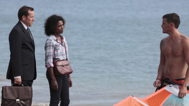 """Death in Paradise"" / Foto © ZDF, Denis Guyenon"