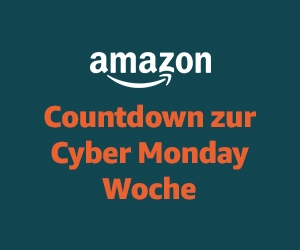 Amazon Cyber Monday Countdown